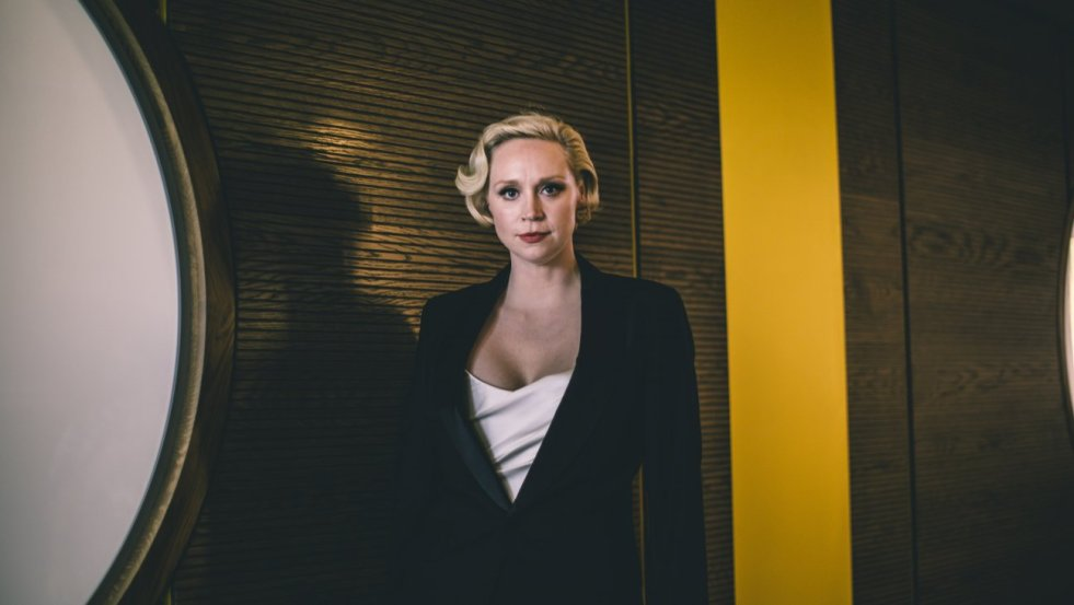 GWENDOLINE CHRISTIE (Photo by: Disney/@VisionElie)