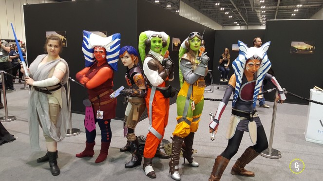 Star Wars Celebration Europe_Cosplay