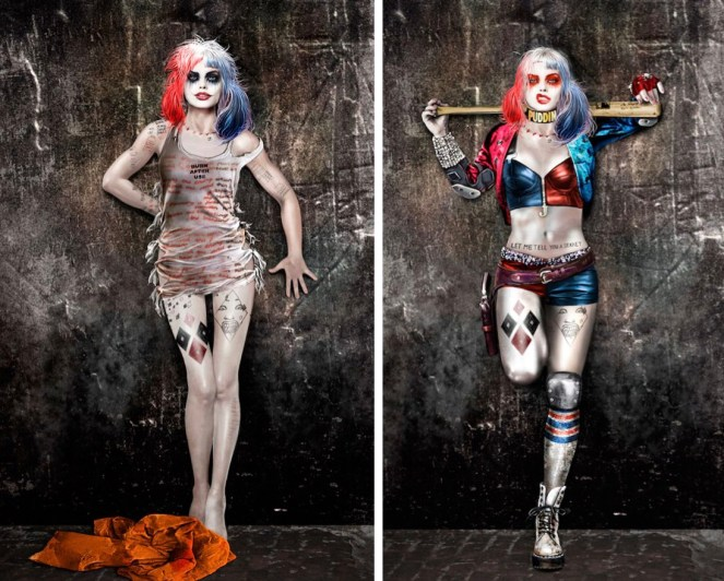 Suicide Squad_Harley Quinn_Concept Art