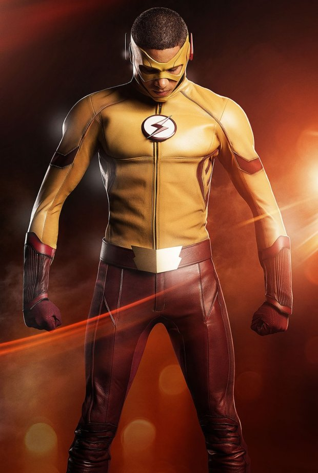 The Flash_Kid Flash