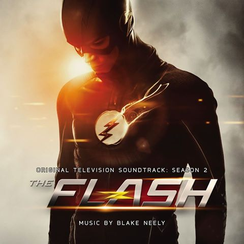 The Flash_Season 2_Original Television Soundtrack