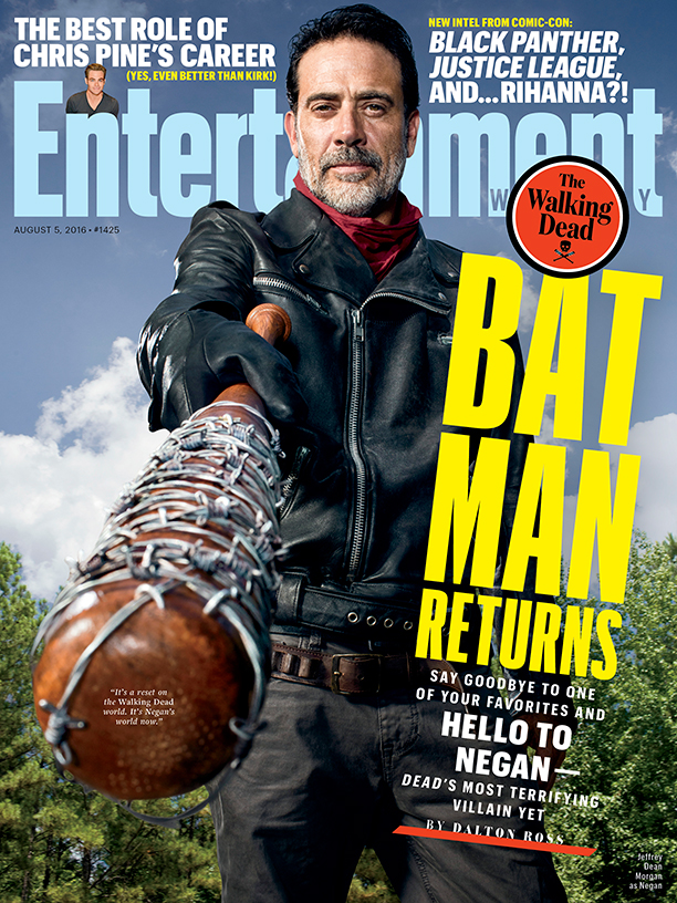 The Walking Dead_EW Cover_Negan