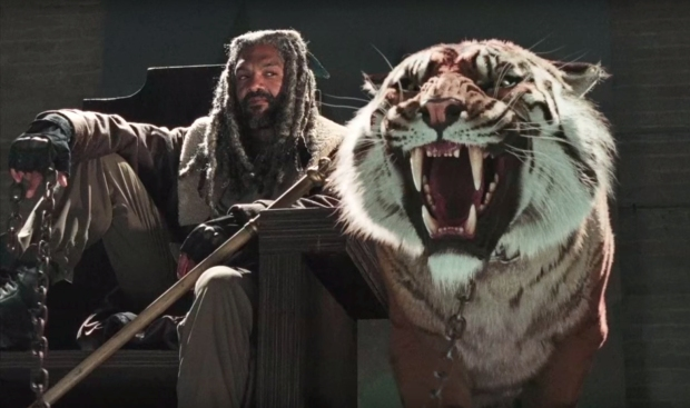 The Walking Dead_Season 7_King Ezekiel_Screengrab