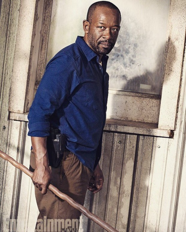 The Walking Dead_Season 7_Morgan_First Look