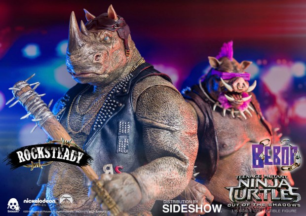 TMNT_OOTS_Rocksteady Sixth Scale Figure by Threezero (8)