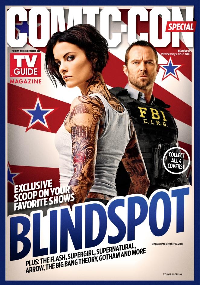 TV Guide Comic-Con Cover