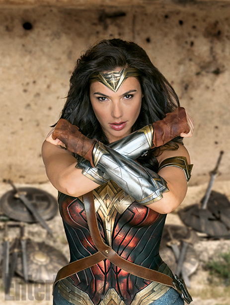 Wonder Woman (2017) Gal Gadot