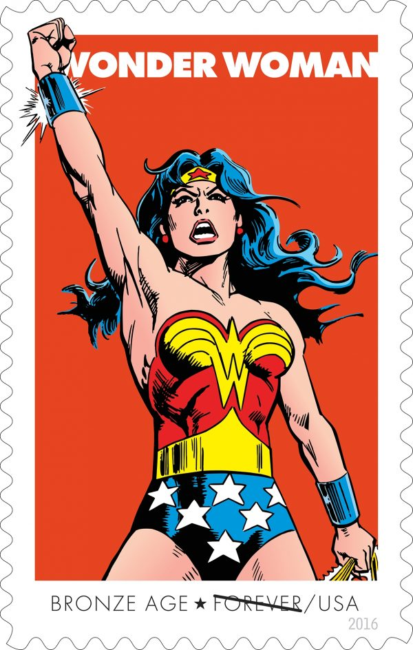 Wonder Woman_Forever Stamp (2)