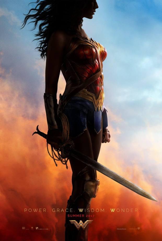 Wonder Woman_Poster