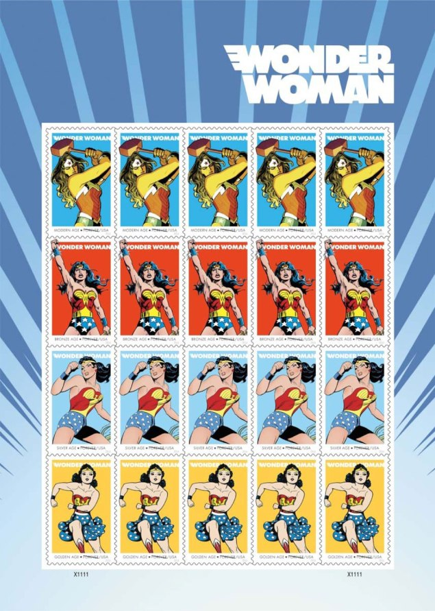 Wonder Woman_Stamps