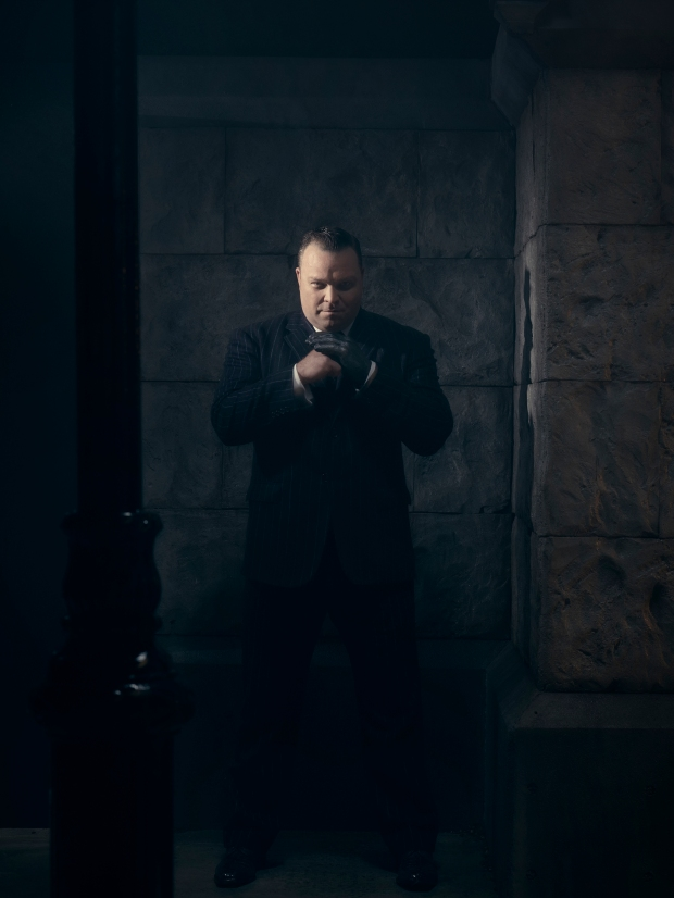 GOTHAM: Drew Powell. Season 2 of GOTHAM premieres Monday, Sept. 19 (8:00-9:00 PM ET/PT) on FOX. ©2016 Fox Broadcasting Co. Cr: Kevin Lynch/FOX