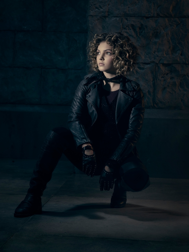 GOTHAM: Camren Bicondova. Season 2 of GOTHAM premieres Monday, Sept. 19 (8:00-9:00 PM ET/PT) on FOX. ©2016 Fox Broadcasting Co. Cr: Kevin Lynch/FOX
