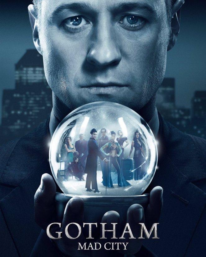 Gotham_Season 5_Poster