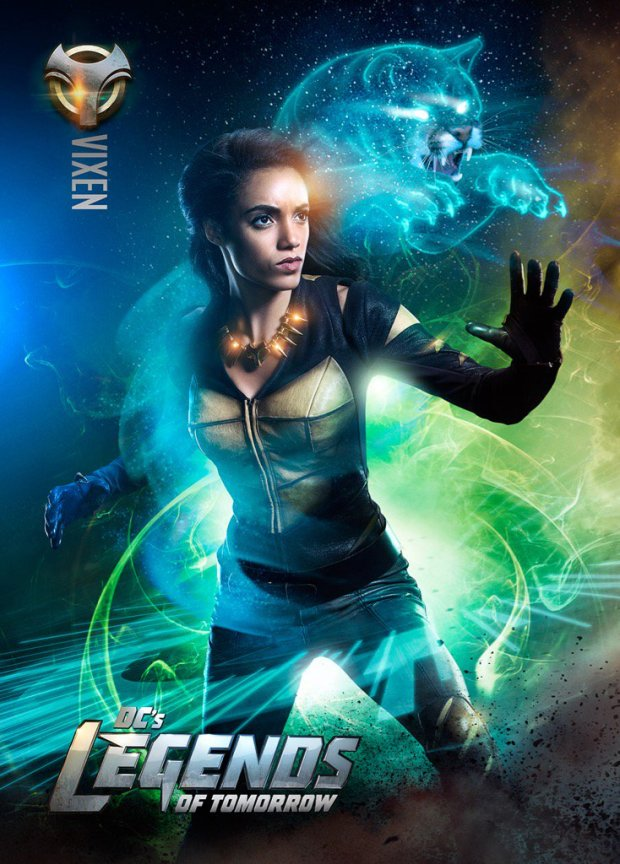 Legends of Tomorrow_First Look_Vixen
