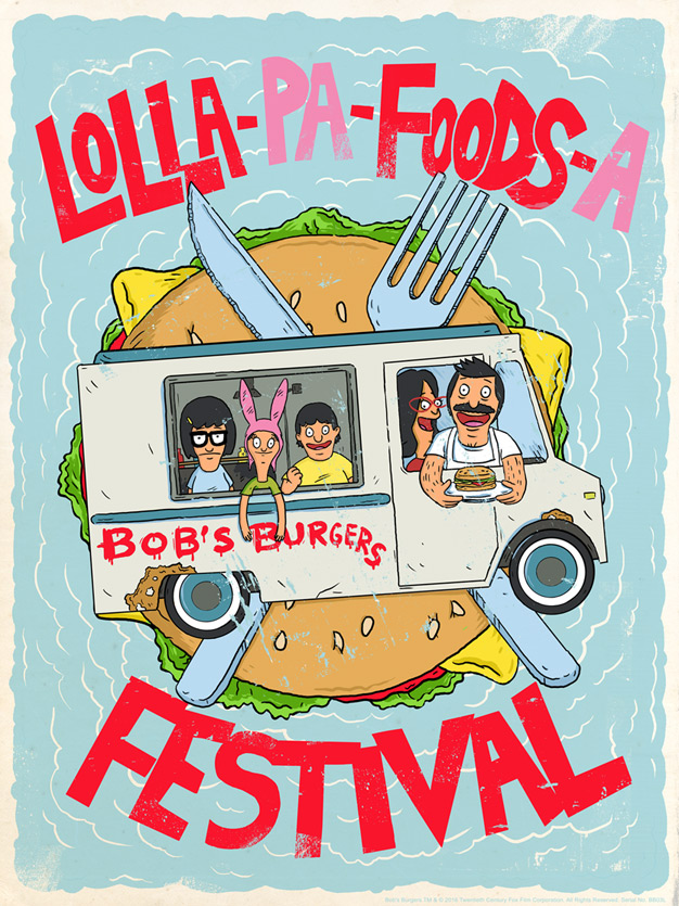 Lolla-Pa-Foods-A Festival by Bill Cleveland