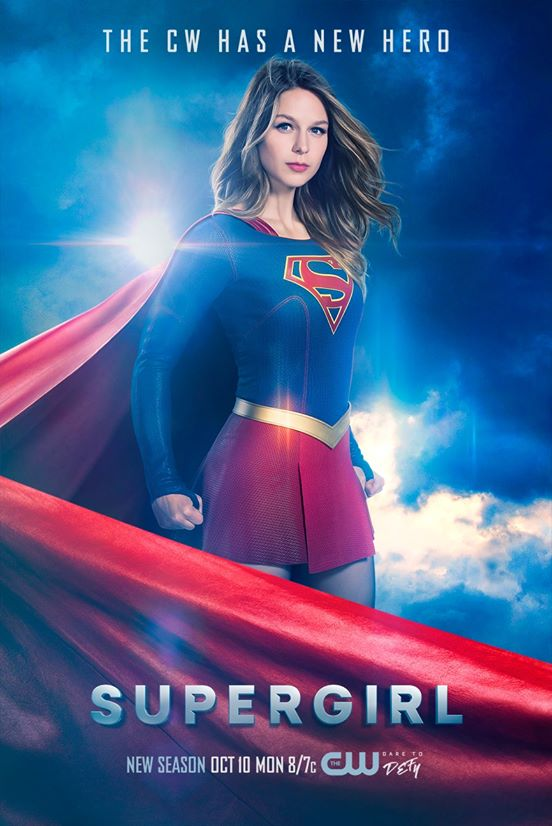 Supergirl_Season 2_Poster