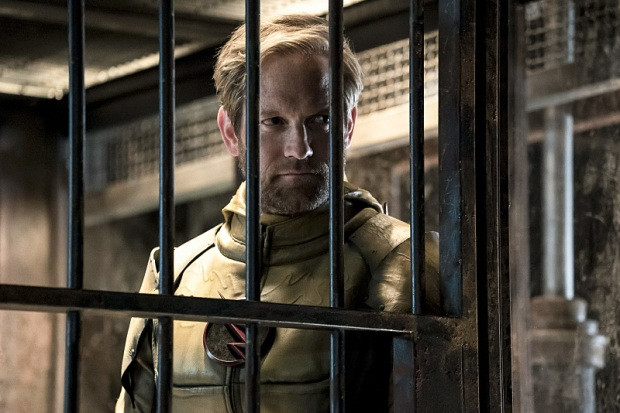 "The Flash -- "" Flashpoint"" -- Image: FLA301b_0135b.jpg -- Pictured: Matthew Letscher as Eobard Thawne -- Photo: Katie Yu/The CW -- © 2016 The CW Network, LLC. All rights reserved."