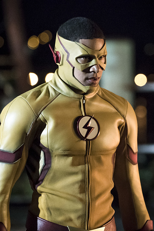 "The Flash -- "" Flashpoint"" -- Image: FLA301a_0135b.jpg -- Pictured: Keiynan Lonsdale as Kid Flash -- Photo: Katie Yu/The CW -- © 2016 The CW Network, LLC. All rights reserved."