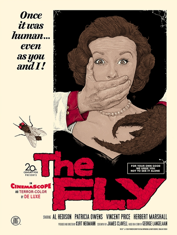 The Fly_Regular Edition_by Timothy Pittides