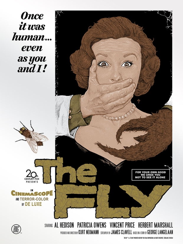 The Fly_Variant Edition_by Timothy Pittides