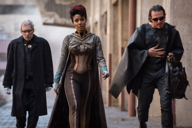 "GOTHAM: Guest star Jada Pinkett Smith in the ""Mad City: Better to Reign in Hell…"" season premiere episode of GOTHAM airing airing Monday, Sept. 19 (8:00-9:01 PM ET/PT) on FOX.  ©2015 Fox Broadcasting Co. Cr: Jeff Neumann/FOX."