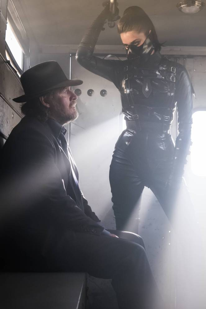 GOTHAM: Donal Logue in the ÒMad City: Burn The WitchÓ episode of GOTHAM airing airing Monday, Sept. 26 (8:00-9:01 PM ET/PT) on FOX. ©2016 Fox Broadcasting Co. Cr: Jeff Neumann/FOX.