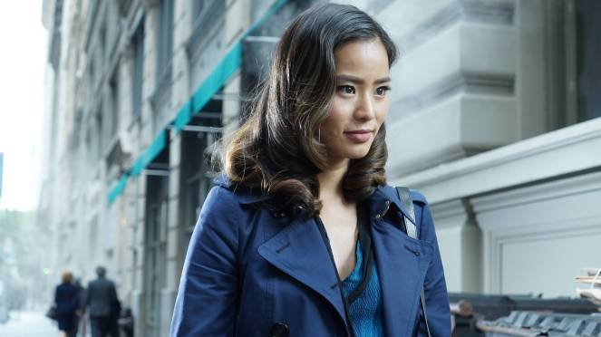 GOTHAM: Guest star Jamie Chung in the ÒMad City: Burn The WitchÓ episode of GOTHAM airing airing Monday, Sept. 26 (8:00-9:01 PM ET/PT) on FOX. ©2016 Fox Broadcasting Co. Cr: Nicole Rivelli/FOX.