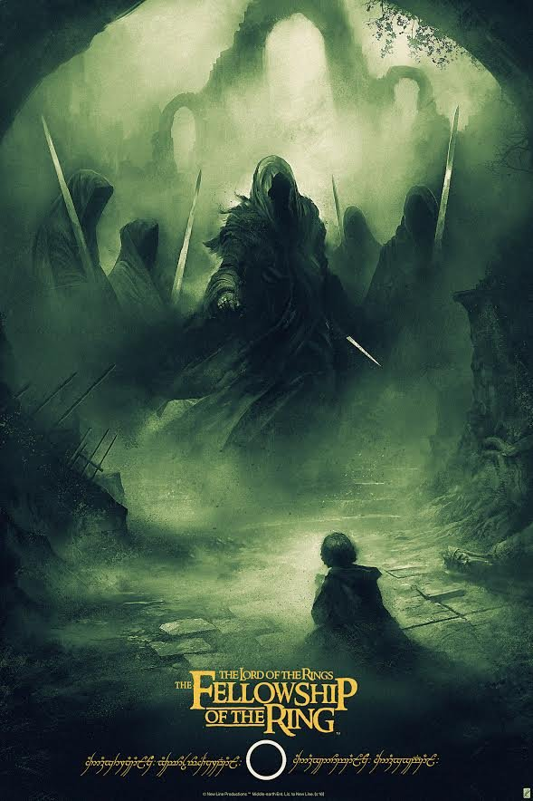 Karl Fitzgerald %22The Fellowship of the Ring%22