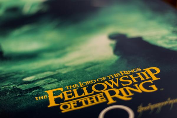 Karl Fitzgerald %22The Fellowship of the Ring%222