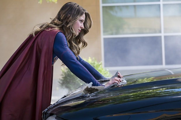 "Supergirl -- ""The Last Children of Krypton"" -- Image SPG202a_0035 -- Pictured: Melissa Benoist Kara/Supergirl -- Photo: Robert Falconer/The CW -- © 2016 The CW Network, LLC. All Rights Reserved"