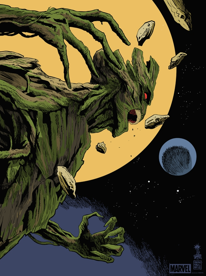 the-fury-of-groot-2-by-francesco-francavilla