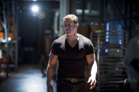 """Arrow -- """"A Matter Of Trust"""" -- Image AR503A_0230b.jpg --- Pictured: Cody Runnels as Derek Sampson -- Photo: Diyah Pera/The CW -- © 2016 The CW Network, LLC. All Rights Reserved."""