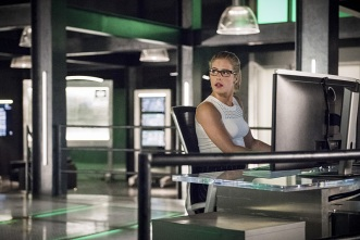 "Arrow -- ""Penance"" -- Image AR504b_0287b.jpg -- Pictured: Emily Bett Rickards as Felicity Smoak -- Photo: Dean Buscher/The CW -- © 2016 The CW Network, LLC. All Rights Reserved."