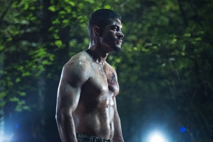 "Arrow -- ""Human Target"" -- Image AR505a_0366.jpg -- Pictured: Rick Gonzalez as Rene Ramirez/Wild Dog -- Photo: Dean Buscher/The CW -- © 2016 The CW Network, LLC. All Rights Reserved."