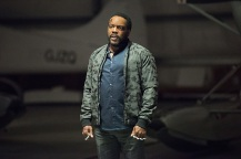 "Arrow -- ""Human Target"" -- Image AR505b_0058.jpg -- Pictured: Chad Coleman as Tobias Church -- Photo: Dean Buscher/The CW -- © 2016 The CW Network, LLC. All Rights Reserved."