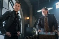"""GOTHAM: L-R: Benjamin McKenzie and Donal Logue in the""""Mad City: Anything For You"""" episode of GOTHAM airing Monday, Oct. 17 (8:00-9:01 PM ET/PT) on FOX. ©2016 Fox Broadcasting Co. Cr: Jeff Neumann/FOX."""