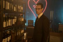 "GOTHAM: Cory Michael Smith in the ""Mad City: Follow the White Rabbit"" episode of GOTHAM airing Monday, Oct. 24 (8:00-9:01 PM ET/PT) on FOX. ©2016 Fox Broadcasting Co. Cr: Jessica Miglio/FOX."