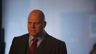 "GOTHAM: Michael Chiklis in the ""Mad City: Follow the White Rabbit"" episode of GOTHAM airing Monday, Oct. 24 (8:00-9:01 PM ET/PT) on FOX. ©2016 Fox Broadcasting Co. Cr: Nicole Rivelli/FOX."