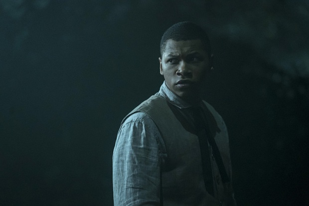 "DC's Legends of Tomorrow --"" Abominations""-- Image LGN204a_0238.jpg -- Pictured: Franz Drameh as Jefferson ""Jax"" Jackson -- Photo: Katie Yu/The CW -- © 2016 The CW Network, LLC. All Rights Reserved."
