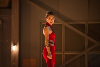 "Supergirl -- ""Survivors"" -- Image SPG204b_0062 -- Pictured: Dichen Lachman as Roulette - Photo: Diyah Pera/The CW -- © 2016 The CW Network, LLC. All Rights Reserved"