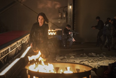 "Supergirl -- ""Survivors"" -- Image SPG204b_0043 -- Pictured: Chyler Leigh as Alex Danvers - Photo: Diyah Pera/The CW -- © 2016 The CW Network, LLC. All Rights Reserved"