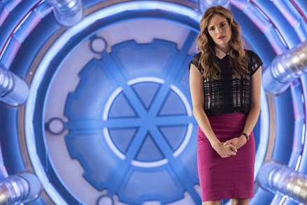 """The Flash -- """"Magenta"""" -- Image: FLA303a_0040b.jpg -- Pictured: Danielle Panabaker as Caitlin Snow -- Photo: Dean Buscher/The CW -- © 2016 The CW Network, LLC. All rights reserved."""