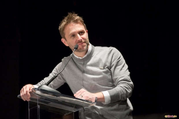 Pictured: Chris Hardwick © 2016 GiGi Carrascosa/We Geek Girls. All rights reserved.