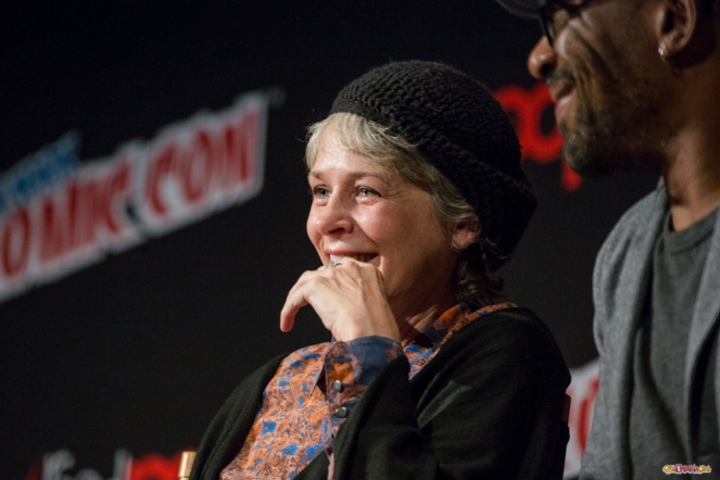Pictured: Melissa McBride. © 2016 GiGi Carrascosa/We Geek Girls. All rights reserved.
