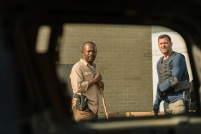 Lennie James as Morgan Jones, Karl Makinen - The Walking Dead _ Season 7, Episode 2 - Photo Credit: Gene Page/AMC