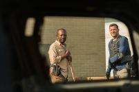 Lennie James as Morgan Jones, Karl Makinen- The Walking Dead _ Season 7, Episode 2 - Photo Credit: Gene Page/AMC