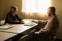 Lennie James as Morgan Jones, Logan Miller as Benjamin- The Walking Dead _ Season 7, Episode 2 - Photo Credit: Gene Page/AMC
