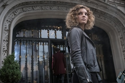 "GOTHAM: Camren Bicondova in the ""Mad City: Executioner"" episode of GOTHAM airing Monday, Nov. 14 (8:00-9:01 PM ET/PT) on FOX. ©2016 Fox Broadcasting Co. Cr: Jeff Neumann/FOX"