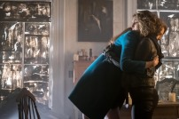 """GOTHAM: L-R: Guest star Maggie Geha and Camren Bicondova in the """"Mad City: Executioner"""" episode of GOTHAM airing Monday, Nov. 14 (8:00-9:01 PM ET/PT) on FOX. ©2016 Fox Broadcasting Co. Cr: Jeff Neumann/FOX"""