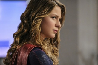 """Supergirl -- """"Crossfire"""" -- Image SPG205b_0178 -- Pictured: Melissa Benoist as Kara/Supergirl -- Photo: Robert Falconer /The CW -- © 2016 The CW Network, LLC. All Rights Reserved"""